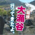 【警戒レベル2】「富士山が美しくみえる」箱根山 大涌谷で「黒たまご」