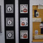 日本遊印アート協会展 2013年