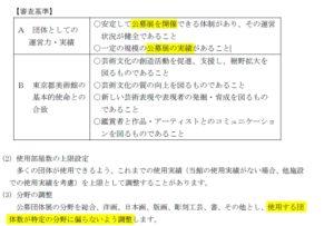 令和 4 2022 年度 東京都美術館 公募団体展 募集要項 東